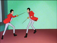 Episode 65: Lupin's Enemy Is Lupin