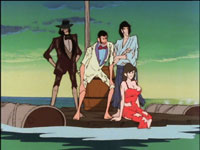 Episode 1: The Dashing Entrance of Lupin III